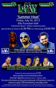 7/26/13  Summer Heat