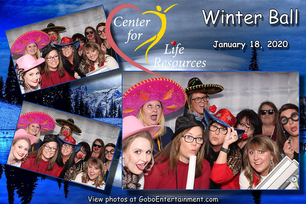 20200118 Center For Life Resources Winter Banquet