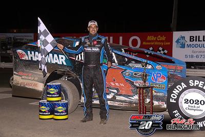 Fonda Speedway - 8-5-2020 - Bill McGaffin