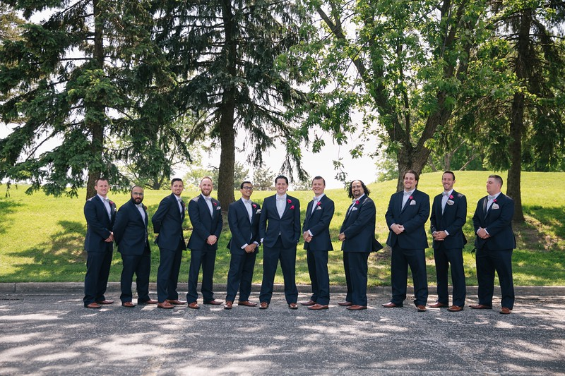 LeCapeWeddings Chicago Photographer - Renu and Ryan - Hilton Oakbrook Hills Indian Wedding -  209.jpg