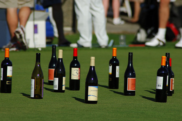 CFA Seattle Wine Putt