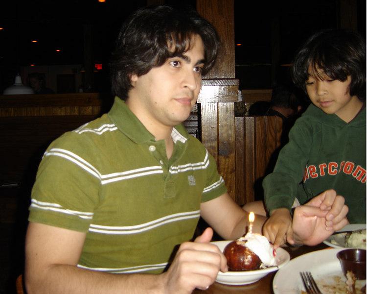 2007 02 22- Joe's Birthday Dinner 010.JPG