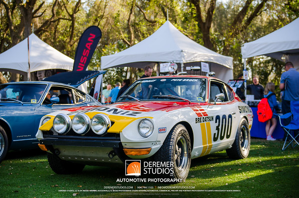 2017 03 Cars and Coffee at the Amelia Concours