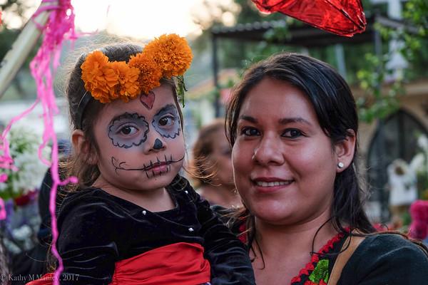 Faces of Oaxaca
