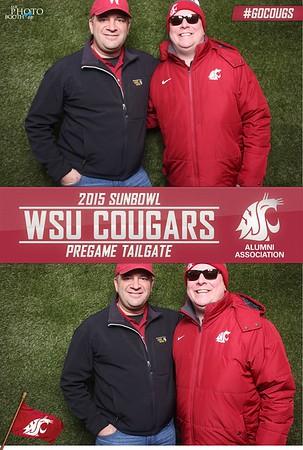 WSU Tailgate | Dec. 26th 2015
