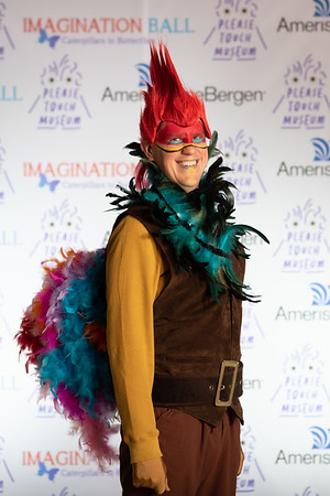 Imagination Ball 2019--Step and Repeat
