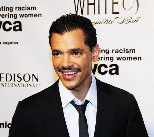 El DeBarge performs at the Beverly Hills Hotel