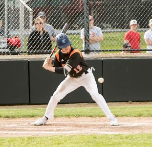 4/26/21 Varsity Baseball vs Civic Memorial