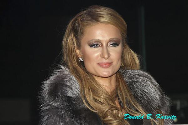 DBKphoto / Paris Hilton 02012014