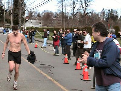 2004 Comox Valley Half Marathon - Terry Nielson