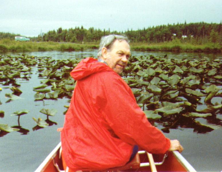 Wayne, Bishop Creek Lake, June 1980.jpg