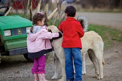 Jones Family Ellensberg Ranch 2012