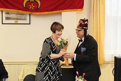 2020 North Shore Shrine Club Potes Reception