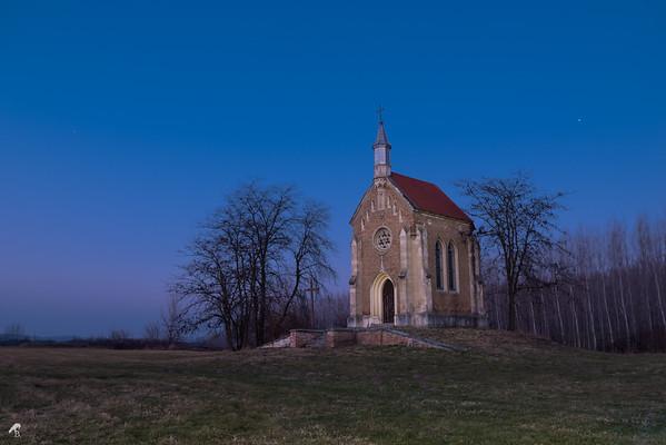 Zichy Chapel, Hungary
