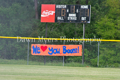 TCHS Baseball vs Irwin 4-8-11