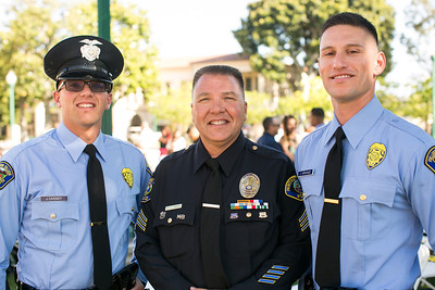 Fullerton College Police Academy Class 42