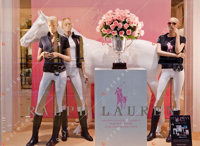 2010 Ralph Lauren Pink Pony - Chadstone