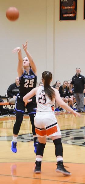 Columbia at Waterloo girls basketball 1/6/20
