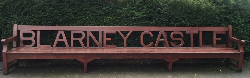 Blarney Castle Bench.JPG