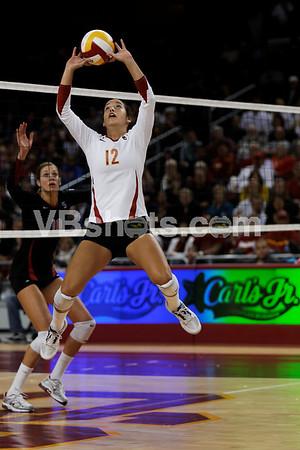 USC vs Stanford 2010