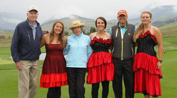 2015 CB Open Golf Tournament