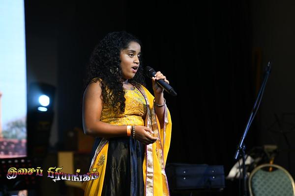 இசைப் பிரியங்கம் 2018 Concert