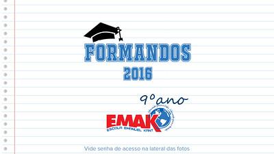 Formandos EMAK 03-12-16