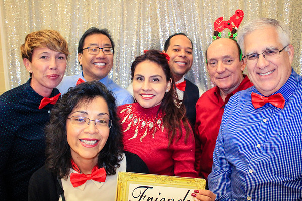 Santa Ana College Holiday Party 12/18/19