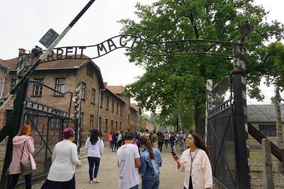 Auschwitz dag 3