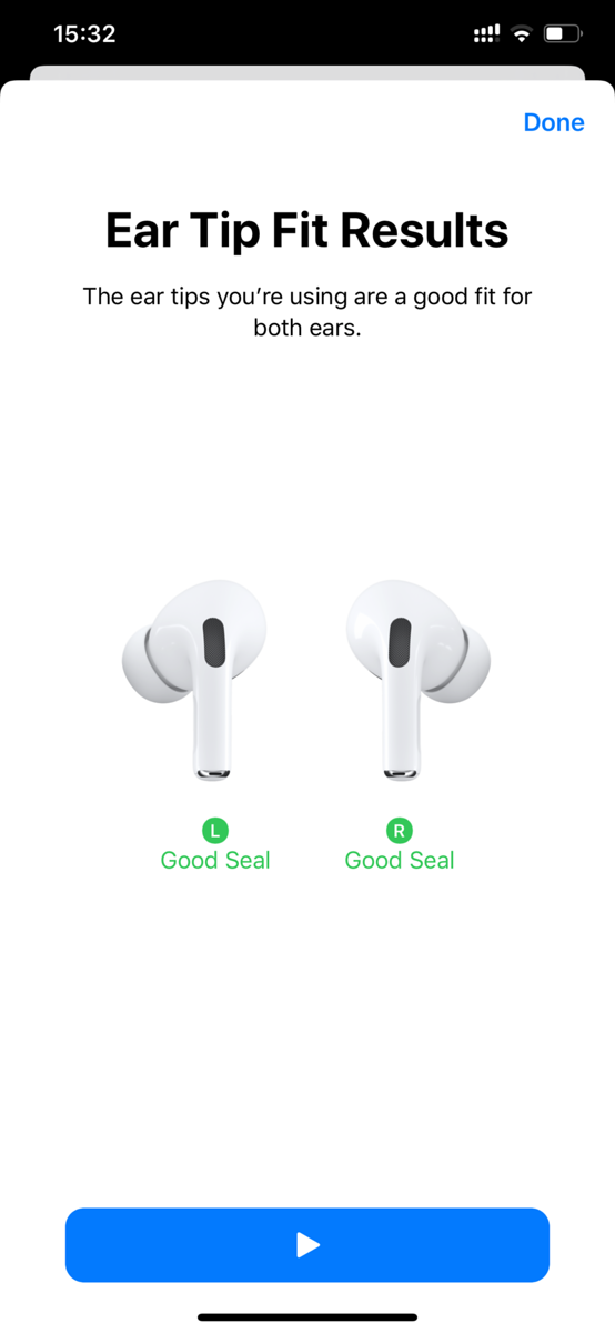 AirPods Pro Ear Tip Fits Test