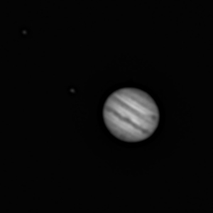 Jupiter at Opposition - 11/5/2018 (Processed cropped stack)