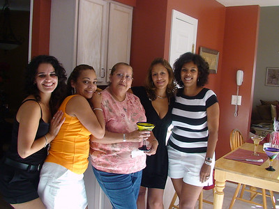 2007- Summer Hang out @ the Collazo's