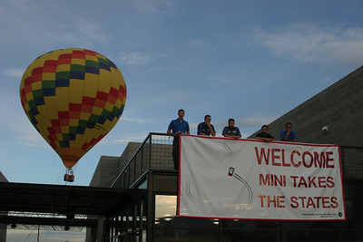 MINI Takes The States - 2006