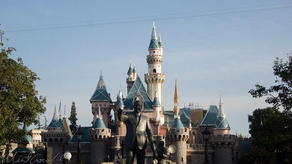 Disneyland Resort, Disneyland, Sleeping, Beauty, Castle