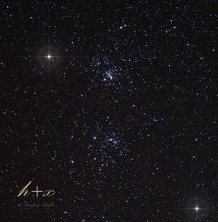 Perseus - h+x - Pleiades