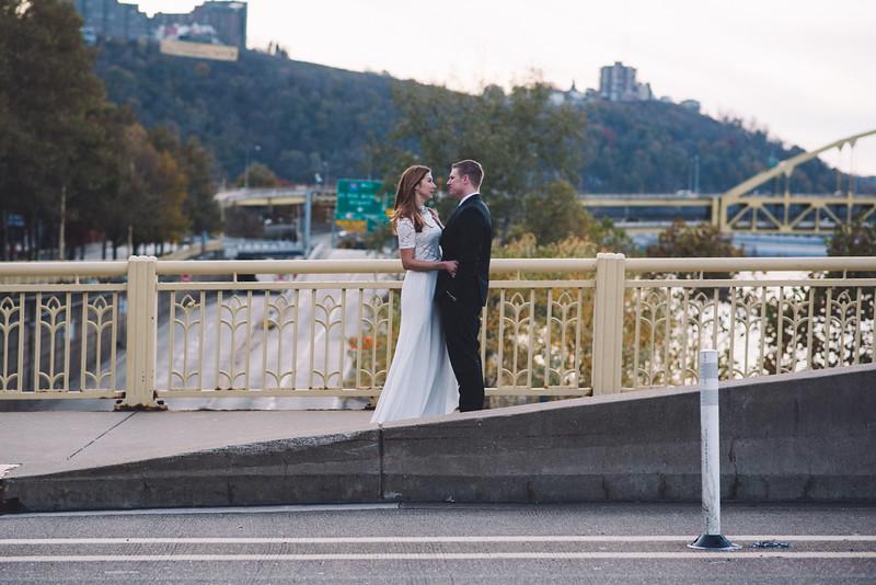 Pittsburgh Elopement Photographer - Monaco Bridge Downtown - Hadley-189.jpg
