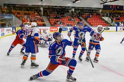 Calgary Buffaloes vs. New York Jr. Islanders - Dec 31