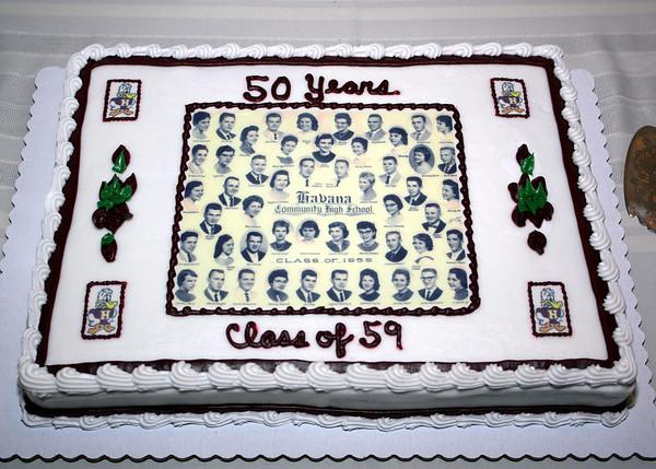 Havana High School 1959 Class Reunion