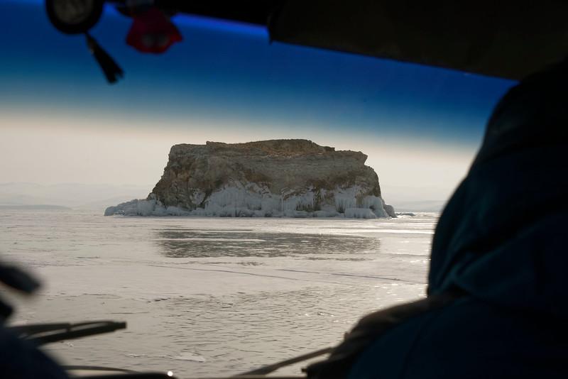 Dagan Island, Maloe More, Kurma
