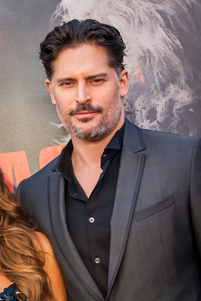 LOS ANGELES, CA - APRIL 04: Sofia Vergara and Joe Manganiello arrive at the Premiere Of Warner Bros. Pictures' 'Rampage' at Microsoft Theater on Wednesday April 4, 2018 in Los Angeles, California. (Photo by Tom Sorensen/Moovieboy Pictures)
