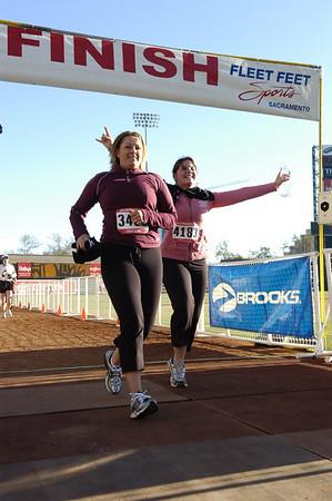 Shamrock'n 5K with Raquel 3.15.08