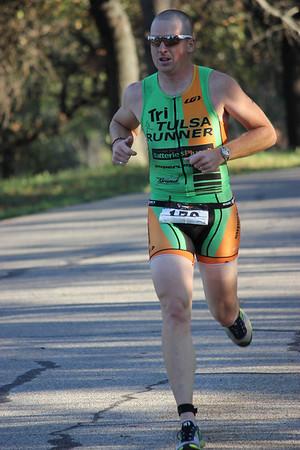 TriTulsa 2012 Sprint Saturday Run