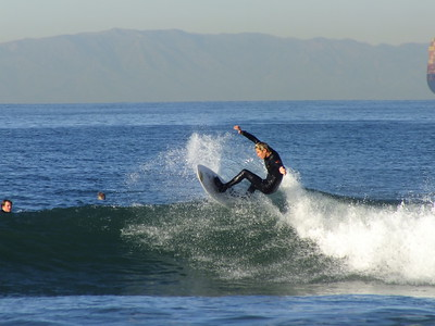 2/22/21 * DAILY SURFING PHOTOS * H.B. PIER