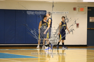 7 Dec 2012 JV Boys Basketball