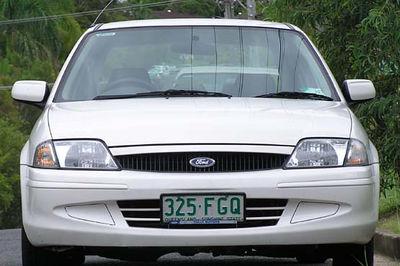My Ford Laser