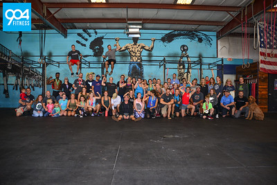 Festivus Games 2018 @ Crossfit Total Control