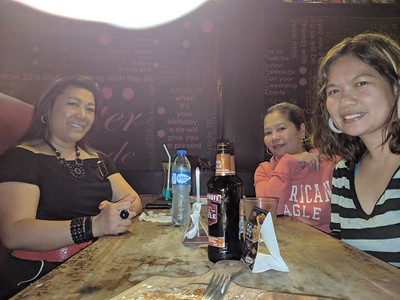 2018-07 - Louisse's Philippine Trip - Reunion with Friends and Family