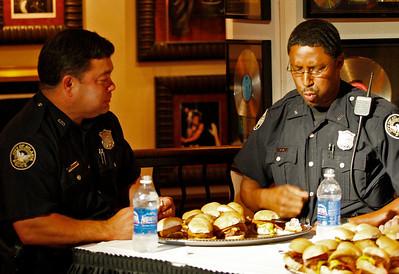 Hardrock Cafe Founders' Day - Police vs. Fire