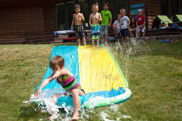 Summer Fun | Slip N Slide