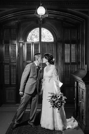 Wedding: Black and White